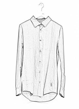 Taichi Murakami inside shirt dark grey - 1