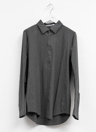 Taichi Murakami inside shirt dark grey - 2