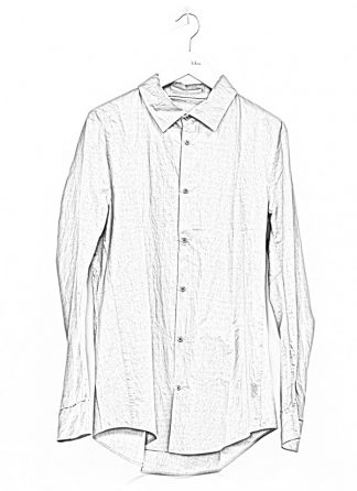 Taichi Murakami inside shirt grey hide m 1
