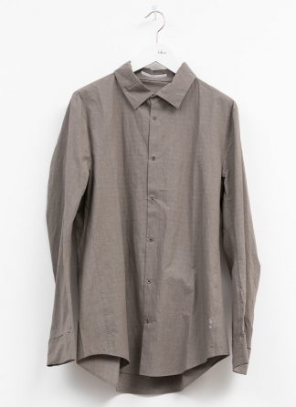 Taichi Murakami inside shirt grey hide m 2