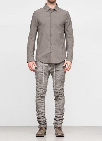 Taichi Murakami inside shirt grey hide m 3