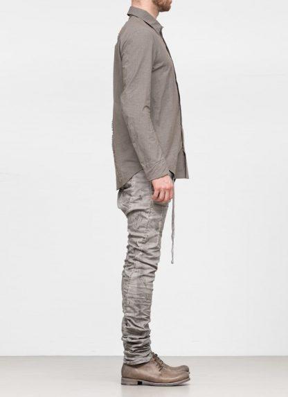 Taichi Murakami inside shirt grey hide m 4