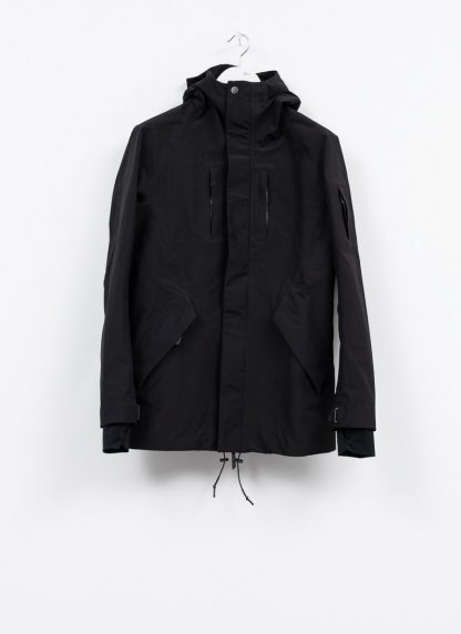 11by BBS 11 Boris Bidjan Saberi J2C water resitant jacket SS19 nylon cotton black hide m 2