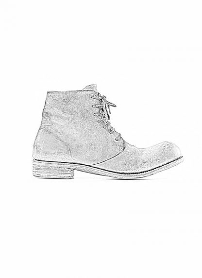 A Diciannoveventitre A1923 men ankle boot K6 shoe grey kangaroo leather hide m 1