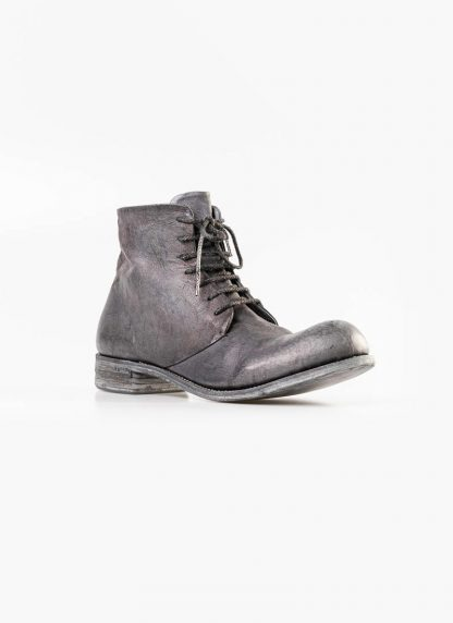 A Diciannoveventitre A1923 men ankle boot K6 shoe grey kangaroo leather hide m 3