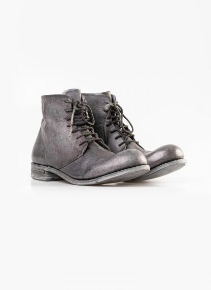 A Diciannoveventitre A1923 men ankle boot K6 shoe grey kangaroo leather hide m 4
