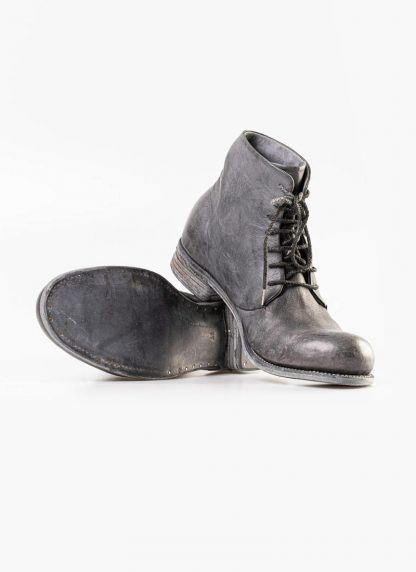 A Diciannoveventitre A1923 men ankle boot K6 shoe grey kangaroo leather hide m 5