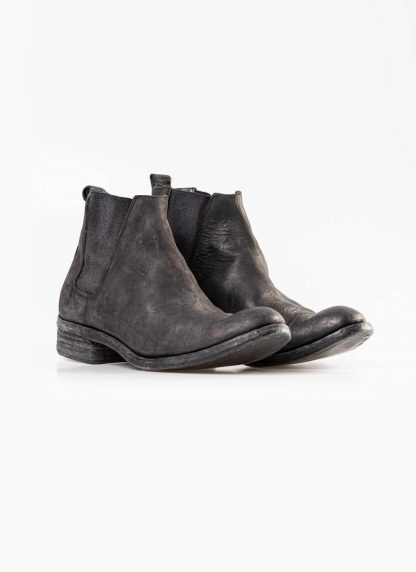 A Diciannoveventitre A1923 men chelsea boot 042 shoe black horse culatta rev leather hide m 4
