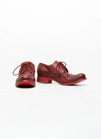 A Diciannoveventitre A1923 men classic derby shoe schuh goodyear 033N horween horse leather blood red hide m 2