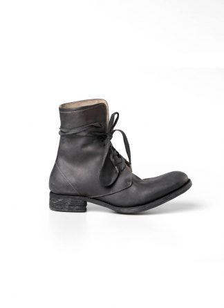 A Diciannoveventitre A1923 men lace up boot stiefel A13 horse cordovan leather black hide m 2