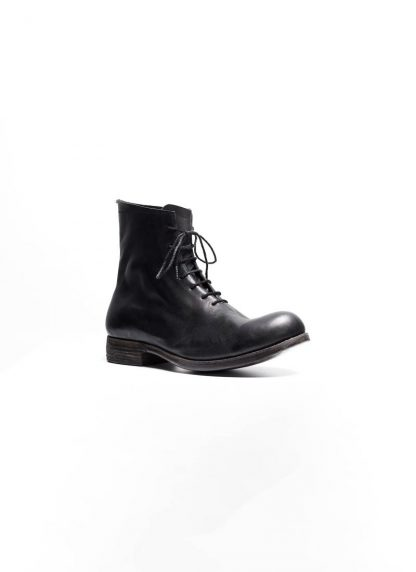 A Diciannoveventitre A1923 men one piece lace up boot stiefel schuh 07 horse leather black hide m 3