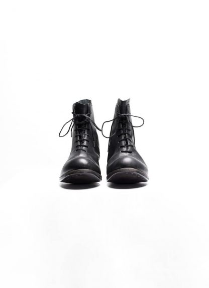 A Diciannoveventitre A1923 men one piece lace up boot stiefel schuh 07 horse leather black hide m 5