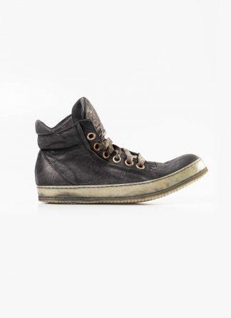 A Diciannoveventitre A1923 men sneaker 019 boot shoe black horse leather hide m 2