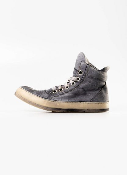 A Diciannoveventitre A1923 men sneaker 019 boot shoe ice grey horse leather hide m 2