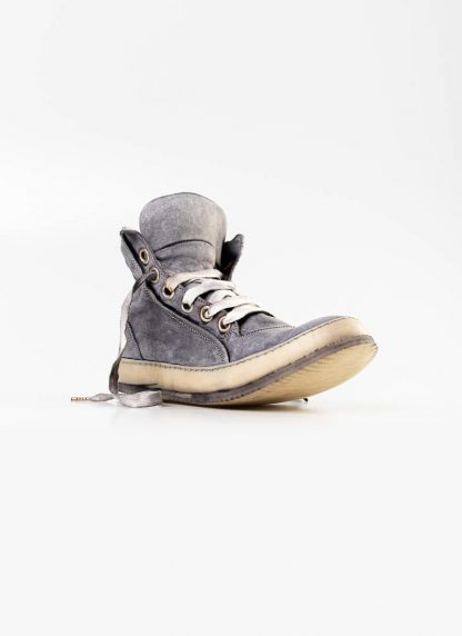 A Diciannoveventitre A1923 men sneaker 019 boot shoe ice grey horse leather hide m 3