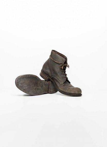 A Diciannoveventitre A1923 men work boot shoe schuh stiefel goodyear 06 culatta horse leather fango hide m 6