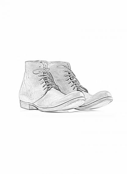 A Diciannoveventitre A1923 women ankle boot D2 shoe grey kangaroo leather hide m 1
