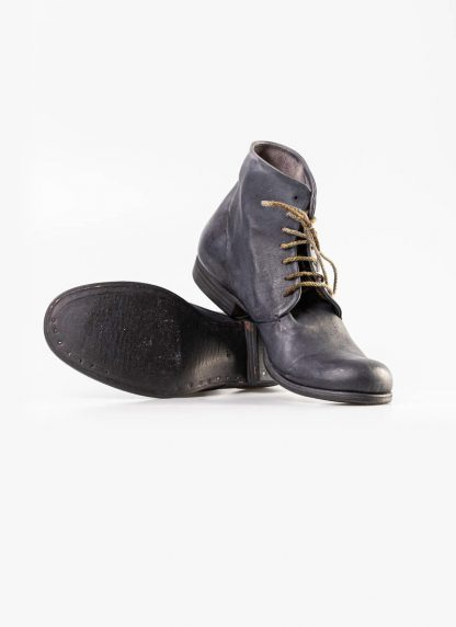 A Diciannoveventitre A1923 women ankle boot D2 shoe grey kangaroo leather hide m 5