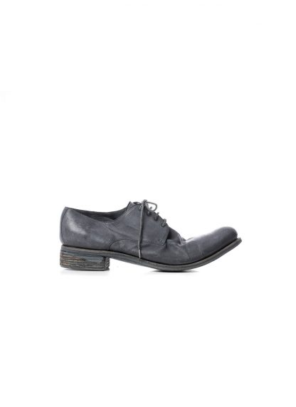 ADICIANNOVEVENTITRE A1923 AUGUSTA men 033N classic derby shoe herren schuh handmade goodyear kangaroo leather dark grey hide m 2