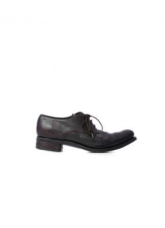 ADICIANNOVEVENTITRE A1923 AUGUSTA men 033N classic derby shoe herren schuh handmade horse leather dark burgundy hide m 2