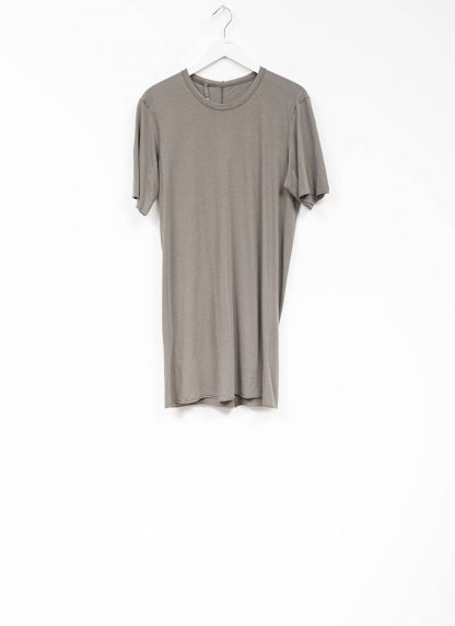 Boris Bidjan Saberi 11byBBS roots men tshirt TS1B dark grey cotton F1101 hide m 2