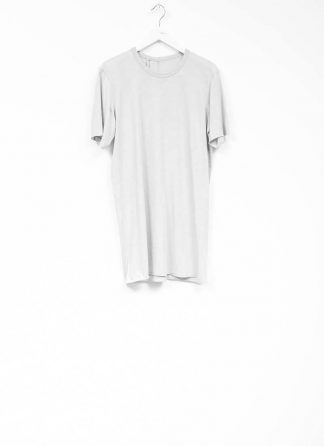 Boris Bidjan Saberi 11byBBS roots men tshirt TS1B light grey cotton F1101 hide m 2