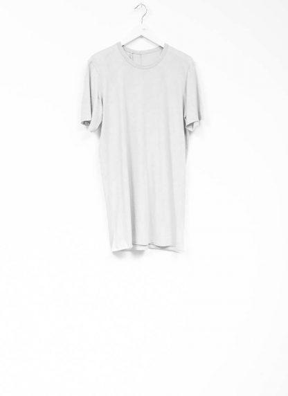 Boris Bidjan Saberi 11byBBS roots men tshirt TS1B light grey cotton F1101 hide m 2