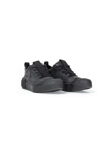 Boris Bidjan Saberi BBS sneaker BAMBA1 horse leather black hide m 3