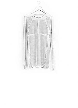 Boris Bidjan Saberi BBS sweater KN1 off white C2 cashmere FW1718 hide m 1