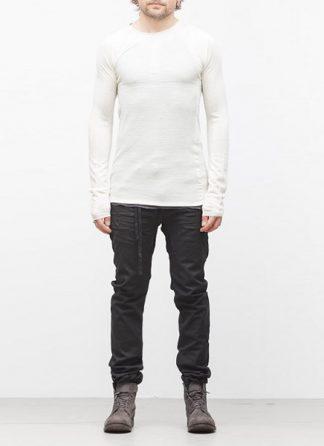 Boris Bidjan Saberi BBS sweater KN1 off white C2 cashmere FW1718 hide m 2
