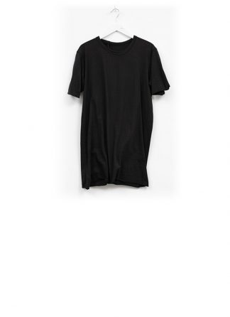 Boris Bidjan Saberi SS19 men tshirt tee TS1 RF cotton F035 black hide m 2
