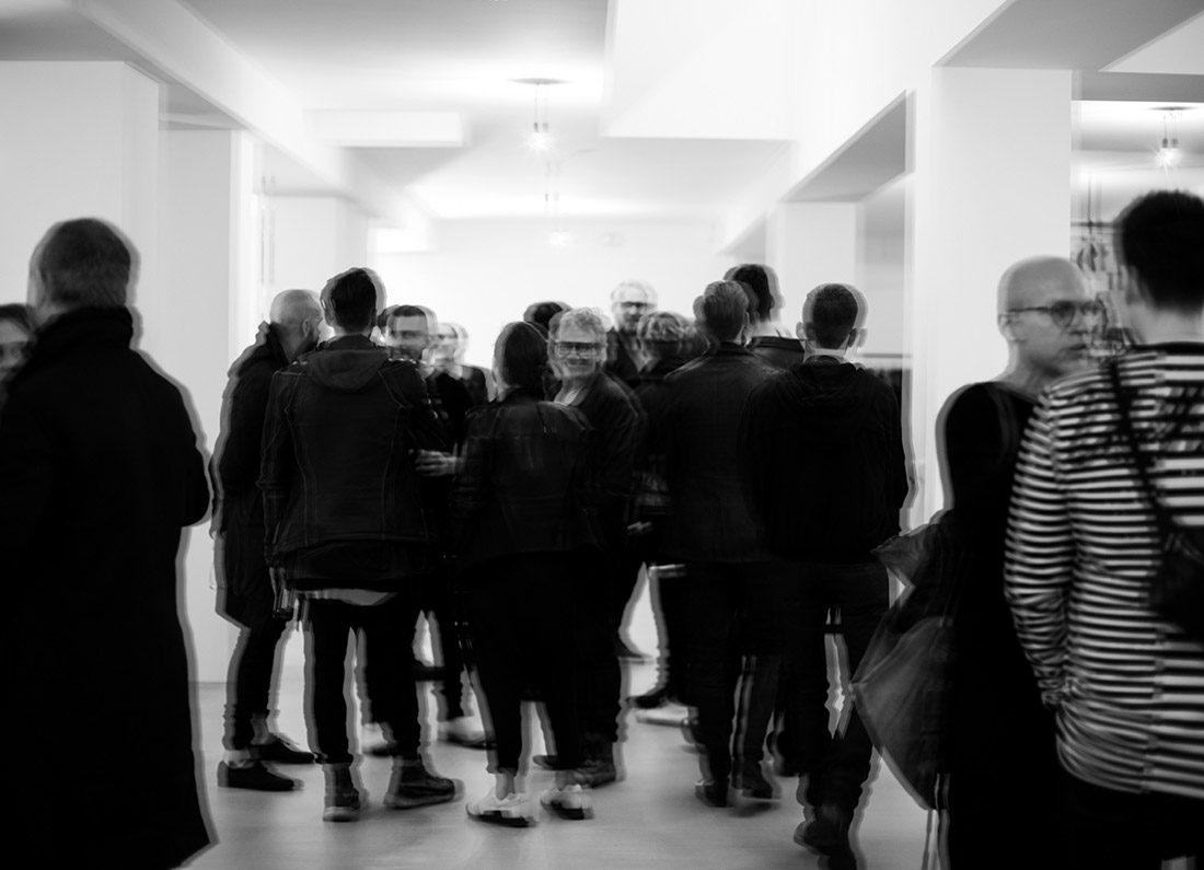 Boris Bidjan Saberi exclusive event with Boris in Munich at hide m 06