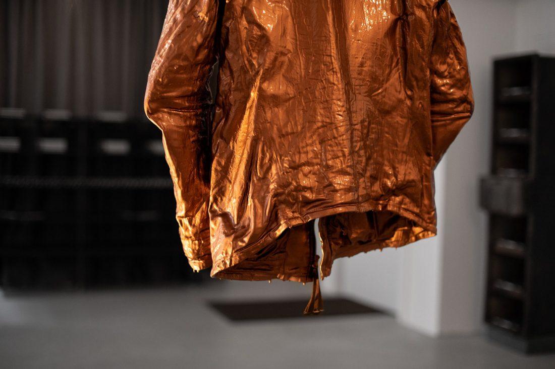 Boris Bidjan Saberi installation electrolyte copper bath hide m 02