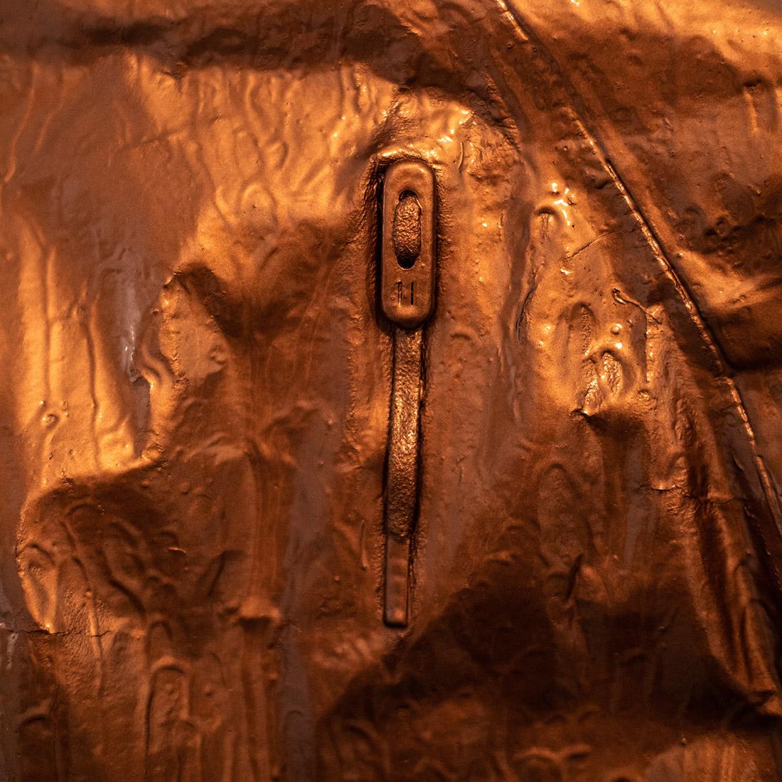 Boris Bidjan Saberi installation electrolyte copper bath hide m 03