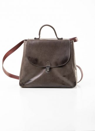 Cherevichkiotvichki women 52SS19 B small lock bag horse leather oyster hide m 2