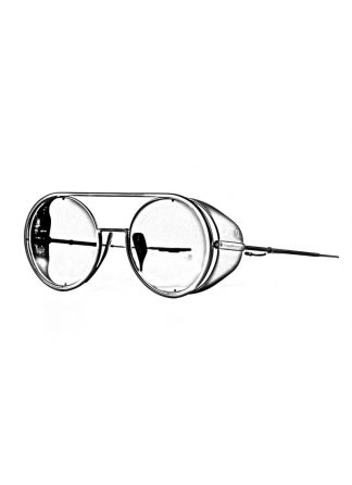 Dita Eyewear Boris Bidjan Saberi limited edition sun glasses brille sonnenbrille BBS100 49 02 black iron with black lens hide m 1