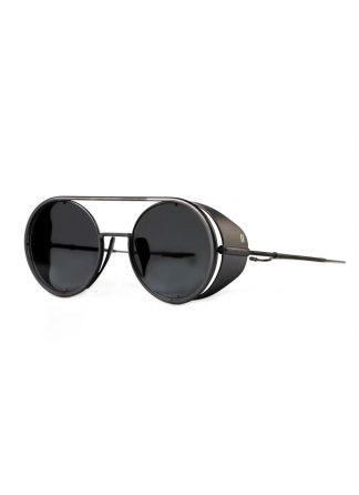 Dita Eyewear Boris Bidjan Saberi limited edition sun glasses brille sonnenbrille BBS100 49 02 black iron with black lens hide m 2