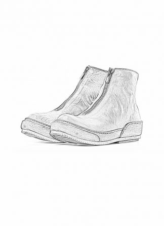 Guidi women front zip boot shoe PLS red 1006t horse full grain leather hide m 1