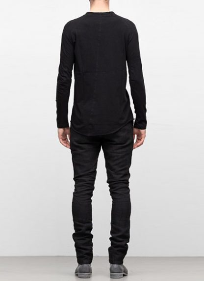 IE ERIK OHRSTROM continuous long sleeve tee tshirt CONCNLSTEE 2014 cotton black hide m 4