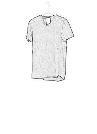 IE ERIK OHRSTROM continuous short sleeve tee tshirt CONCNSSTEE 2014 cotton black hide m 1