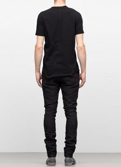 IE ERIK OHRSTROM continuous short sleeve tee tshirt CONCNSSTEE 2014 cotton black hide m 4