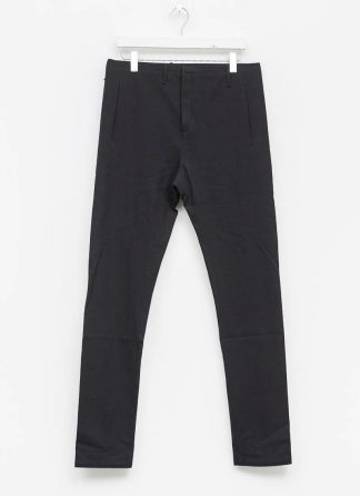 Label Under Construction men one cut pants herren hose 31FMPN90 HD CC11A UN cotton acetat black hide m 2