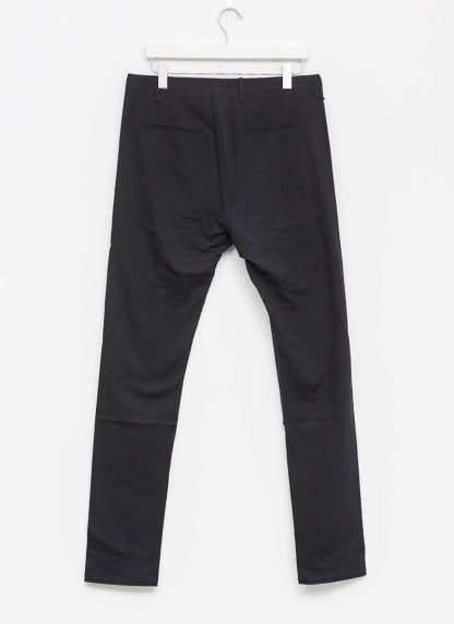 Label Under Construction men one cut pants herren hose 31FMPN90 HD CC11A UN cotton acetat black hide m 3