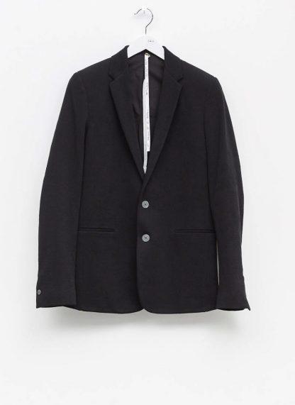 Label Under Construction men slim fit formal jacket herren blazer sakko jacke 31FMJC97 CO201B RG cotton black hide m 2
