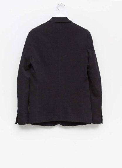 Label Under Construction men slim fit formal jacket herren blazer sakko jacke 31FMJC97 CO201B RG cotton black hide m 3