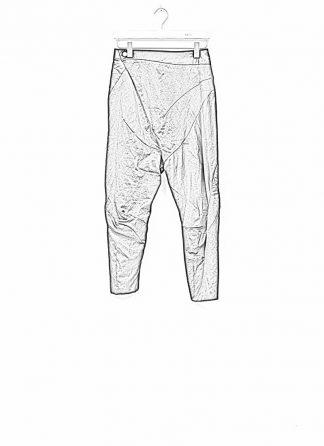 Leon Emanuel Blanck DIS W 45CP 01 distortion women chem pants black co rs ea hide m 1
