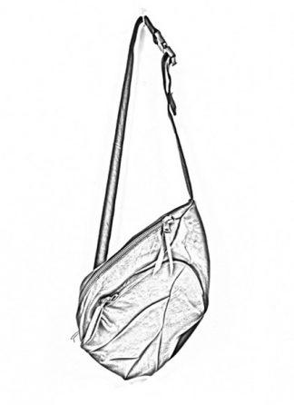 Leon Emanuel Blanck distortion dealer bag DIS DB 01 black horse leather hide m 1