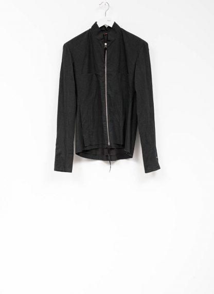 M.A maurizio amadei men relaxed biker jacket J227Z black CLR1 hide m 2