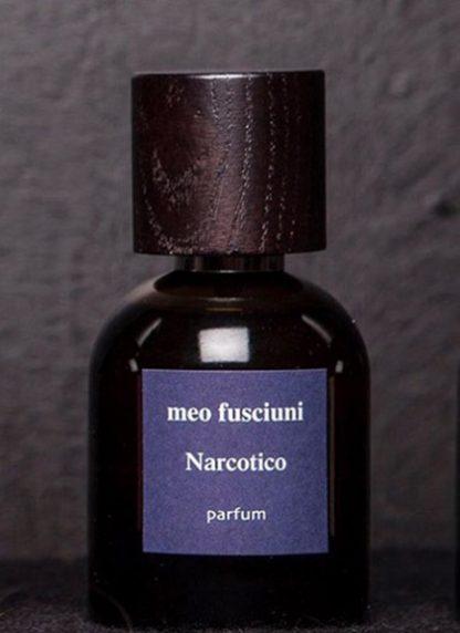 Meo Fusciuni parfum perfume narcotico hide m