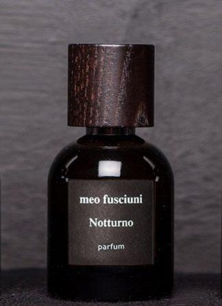 Meo Fusciuni parfum perfume notturno hide m